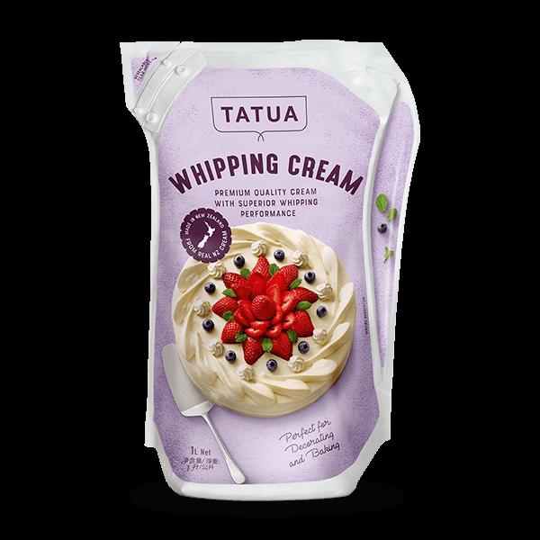 Kem sữa Tatua 36% béo 1L