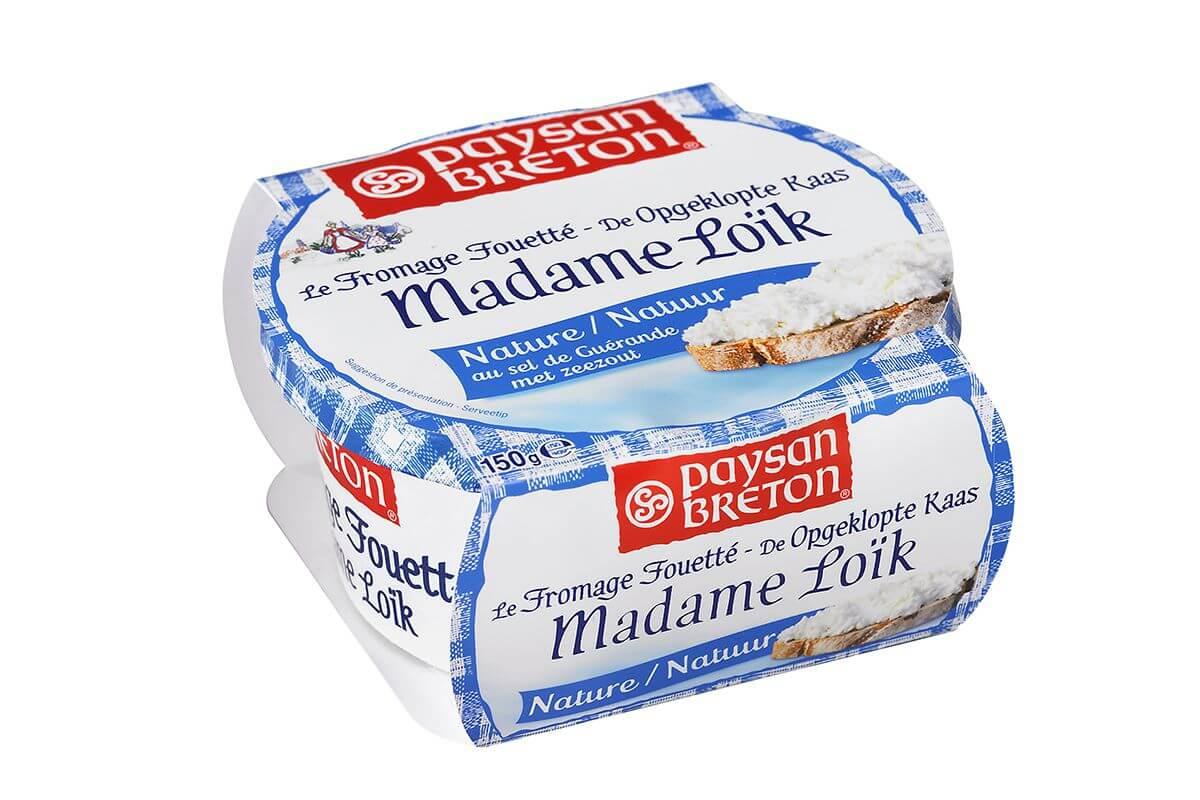 Phô mai tươi Madame loik 150g/500g
