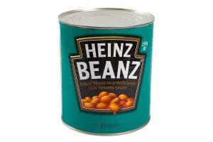 Đậu xốt cà Heinz 420G/2.95KG