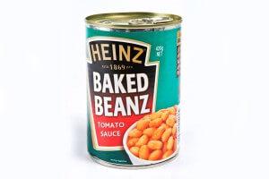 Đậu xốt cà chua Heinz 420g
