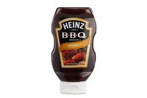 Xốt BBQ mật ong Heinz 538g