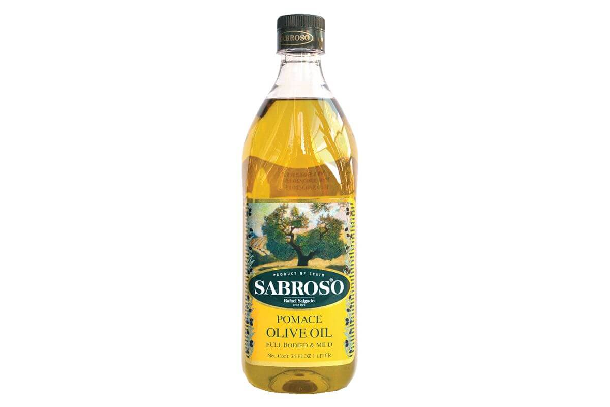 Dầu ô liu pomace Sabroso 1L