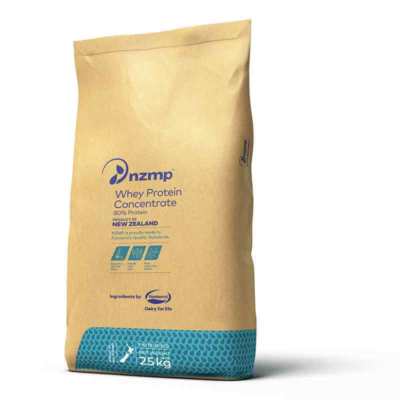 Đạm Whey cô đặc được nhập khẩu từ Úc, New Zealand. Ứng dụng chính: Ứng dụng đa dạng trong ngành thực phẩm để tăng lượng đạm, chất nhũ hóa, chất làm đặc trong chế biến sữa chua, có vai trò giữ nước trong chế biến thực phẩm