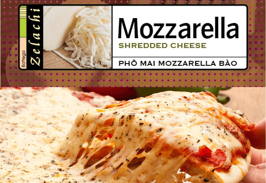Bottega Zelachi – Thêm hương vị, thêm kích cỡ