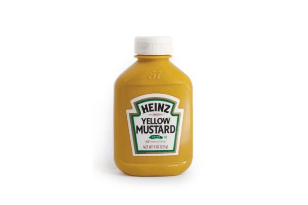 Mù tạt vàng Heinz