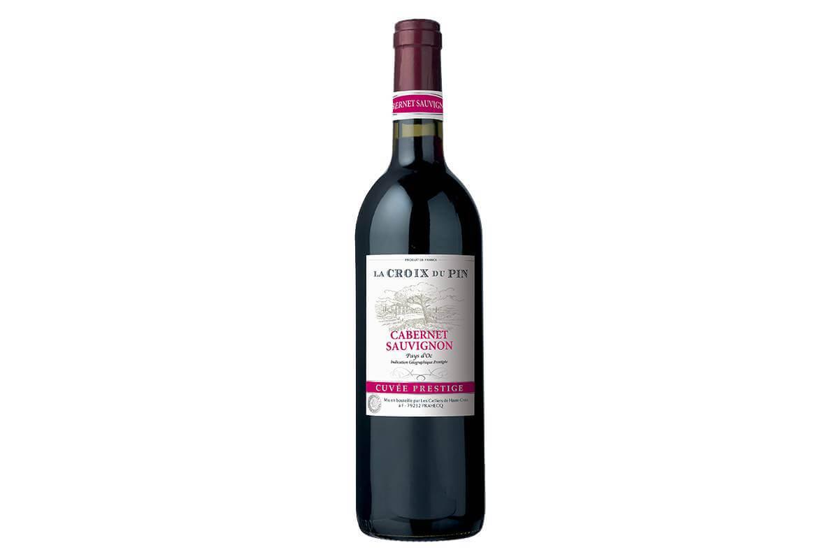Rượu vang đỏ Croix Du Pin Cabernet Sauvignon