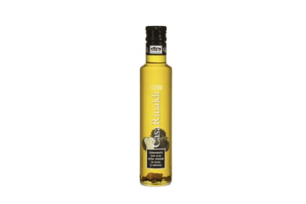 Dầu oliu nguyên chất và năm Truffle