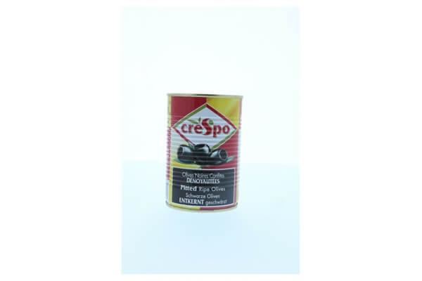 Oliu đen không hạt Crespo 425ml