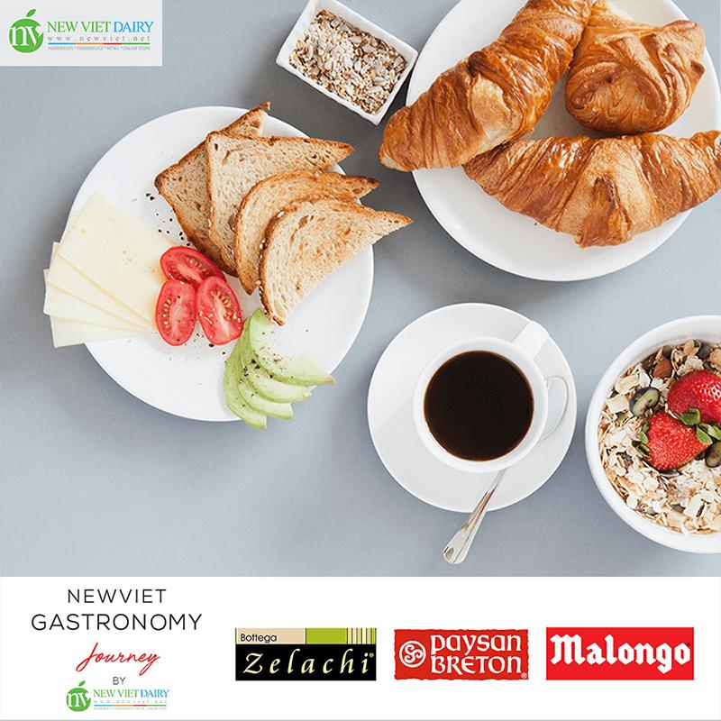 """Tối ưu hoá Thực đơn buổi sáng với """"Hành trình Ẩm thực New Viet Gastronomy"""" tại FHH2018"""