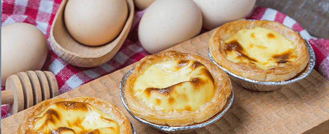 Công thức làm bánh Tart Phô mai dành cho tiệm bánh chuyên nghiệp  với Bơ làm bánh Vivo Butter Blend